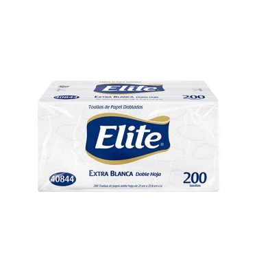 Higiene Personal 40844 toalla laminada dh blanca x 200 375x400