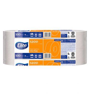 Higiene Personal 52051 elite higienico hs 4x500 mts 375x400