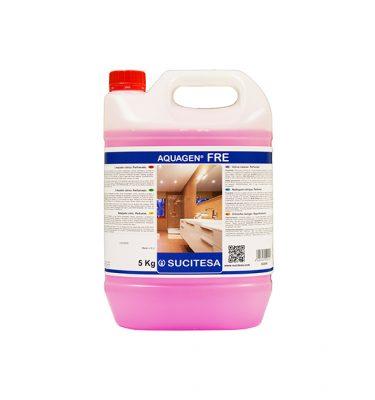 SUCITESA Aquagen DBN Detergentes Desinfectante Neutro  Higiene Superficies 604358 aquagen fre 375x400