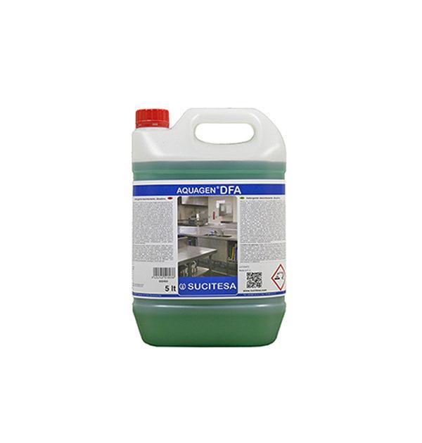 SUCITESA Puligen Alynox SP 520 Limpiador Acero Inoxidable