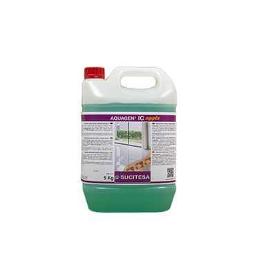 SUCITESA Aquagen DC Decapante Alcalino  Higiene Pisos 606999 aquagen ic apple 1 375x400