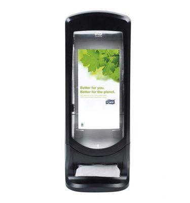 Accesorios Higiene DI70059 tork xpressnap stand negro 375x400