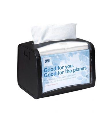 Accesorios Higiene DI70062 xpressnap tabletop negro 375x400