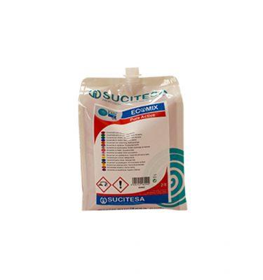 Higiene Superficies Ecomix Pure Active Sachet 2 lts 375x400