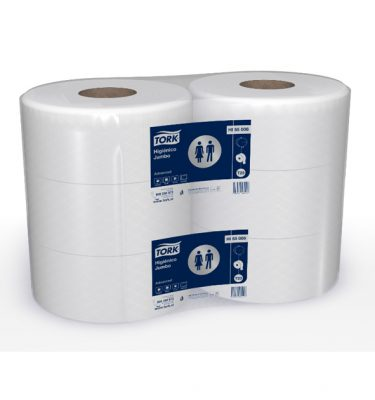 Higiene Personal HI55006 tork higienico jumbo hs 6x600 mts 375x400