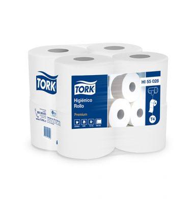 Higiene Personal HI55028 tork higienico rollo dh 32x50 mts 375x400
