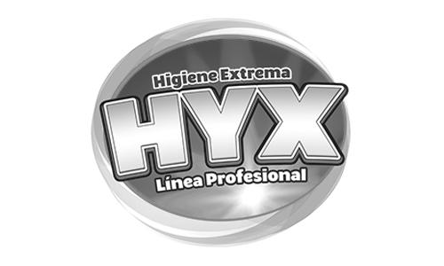Hygiene HYX logo hygiene