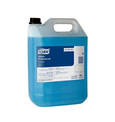 Higiene Personal JA55019 tork jabon profesional azul 10lts 375x400