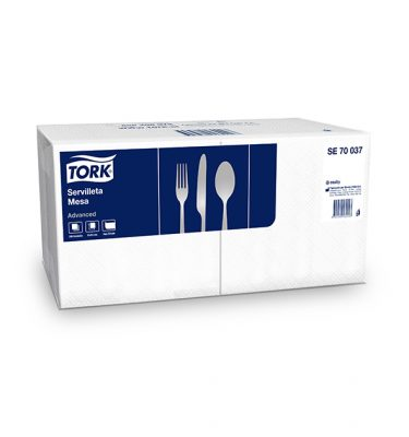 Hygiene SE70037 tork advanced servilleta mesa 12x200uni 375x400