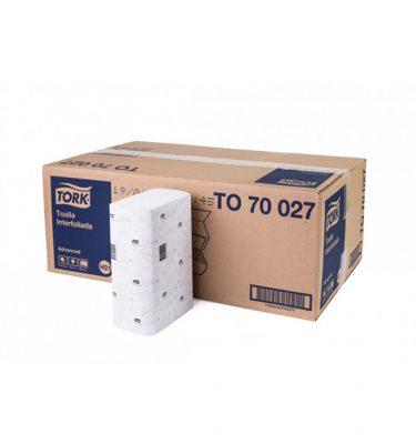 Higiene Personal TO70027 tork toalla interfoliada dh16x200 uni 375x400