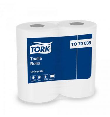 Higiene Personal TO70035 tork toalla rollo dh 2x16 mts 375x400