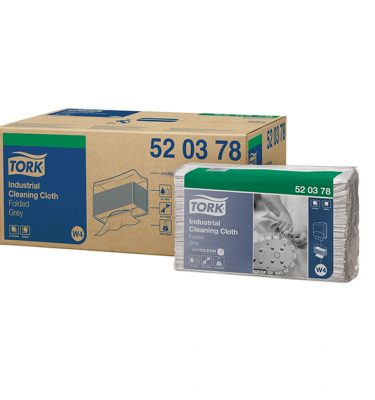 Hygiene TO70037 tork wipe industrial interfoliado hs 5x140 uni 375x400