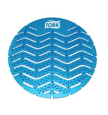 Accesorios Higiene TU55001 tork tapete desinfectante urinario 375x400