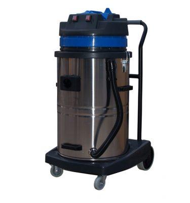 Maquinaria Higiene aspiradora industrial polvo agua 80 lts 375x400