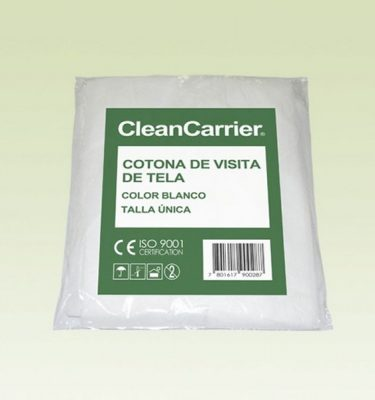 Higiene Personal cotonas visita tela caja 375x400
