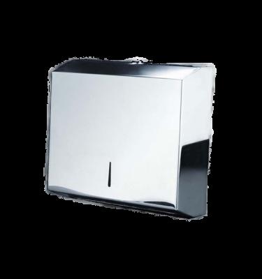 Accesorios Higiene dispensador toalla metalico 375x400