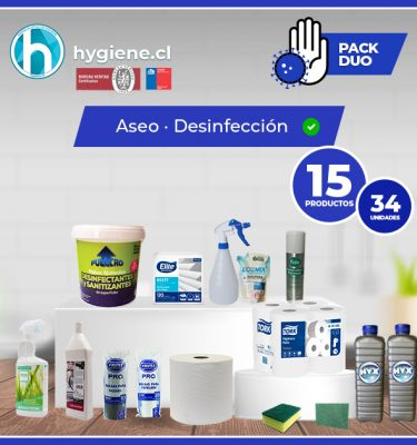 higiene Higiene Covid19 Aseo Personal Toallas Higiénicas Desinfectante pack duo 375x400