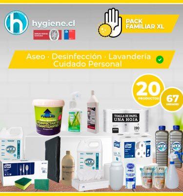 higiene Higiene Covid19 Aseo Personal Toallas Higiénicas Desinfectante pack famL 375x400
