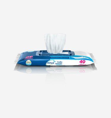 Higiene Personal tena toallas humedas 375x400