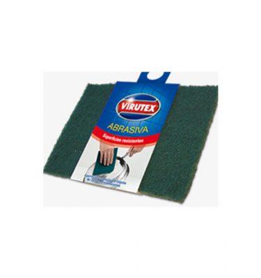 Accesorios Higiene virutex fibra verde 375x400